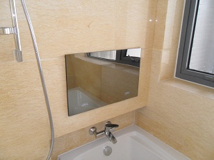bathroom mirror with tv 产品应用 watervision bathroom tv outdoor tv mirror tv mirror 16274